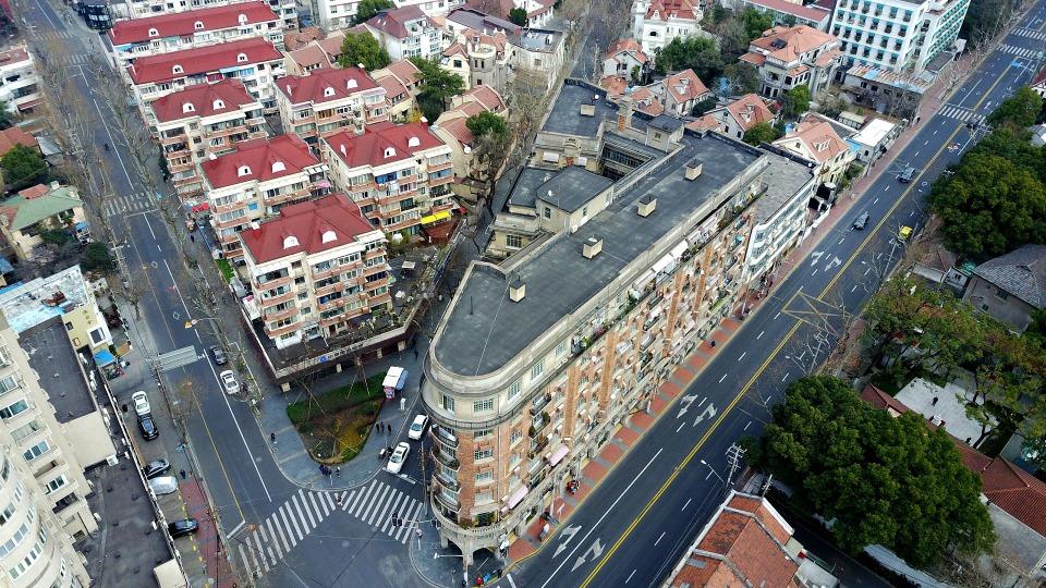 當代中國-中國旅遊-中國文化-上海-武康大樓-2