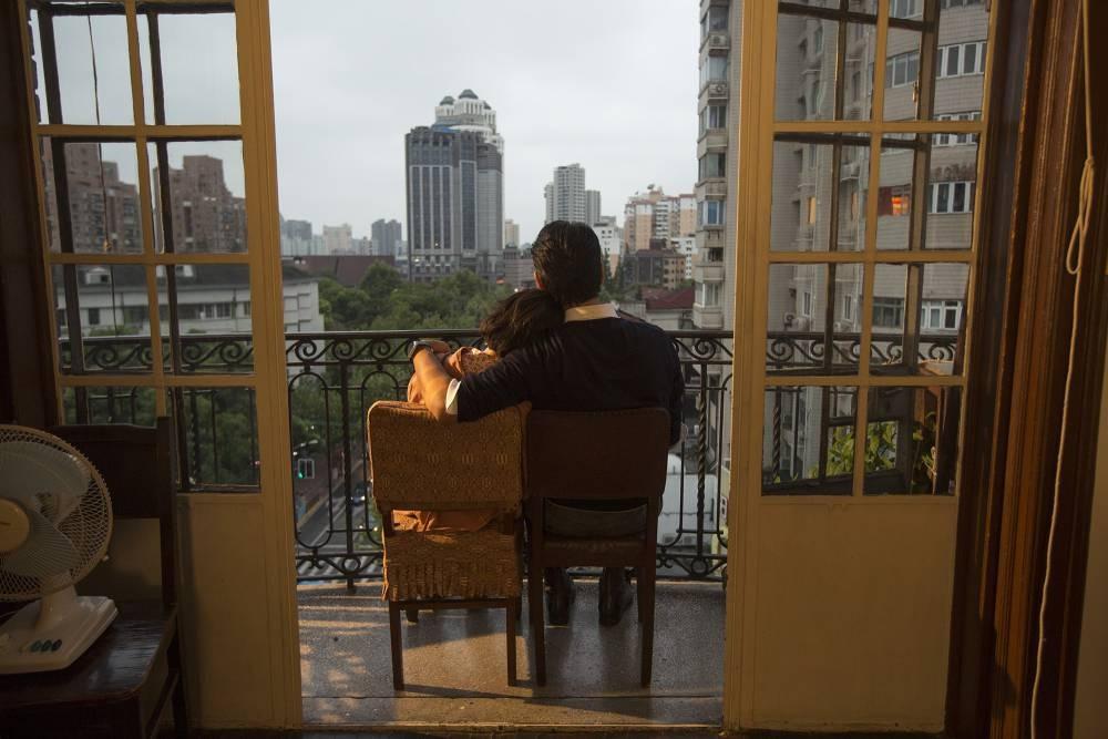 代中國-中國旅遊-中國文化-上海-武康大樓-金城武-周冬雨-喜歡你-1