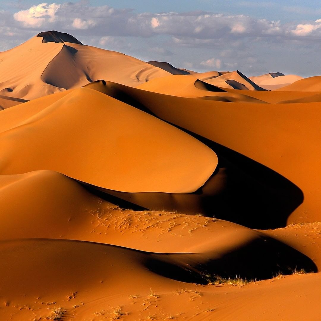 當代中國-中國旅遊-中國文化-內蒙古-沙漠-粉紅湖-3