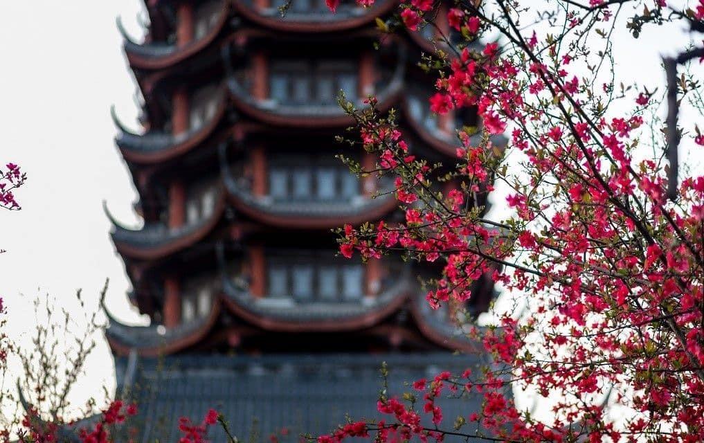 當代中國-中國旅遊-中國文化-四川-成都-九天樓-李白-1