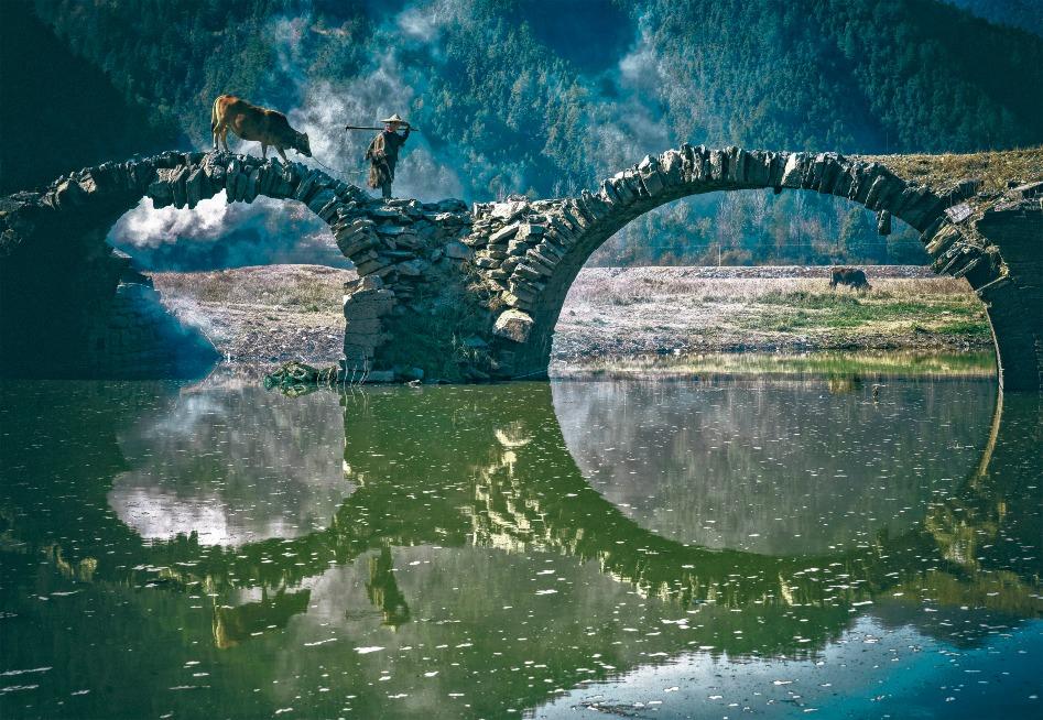 當代中國-中國旅遊-中國文化-江西-上饒-婺源-4
