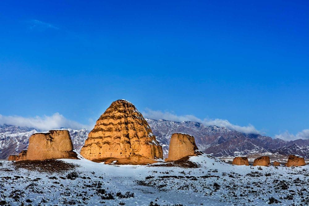 當代中國-中國旅遊-中國文化-寧夏-旅遊-騰格里沙漠-2