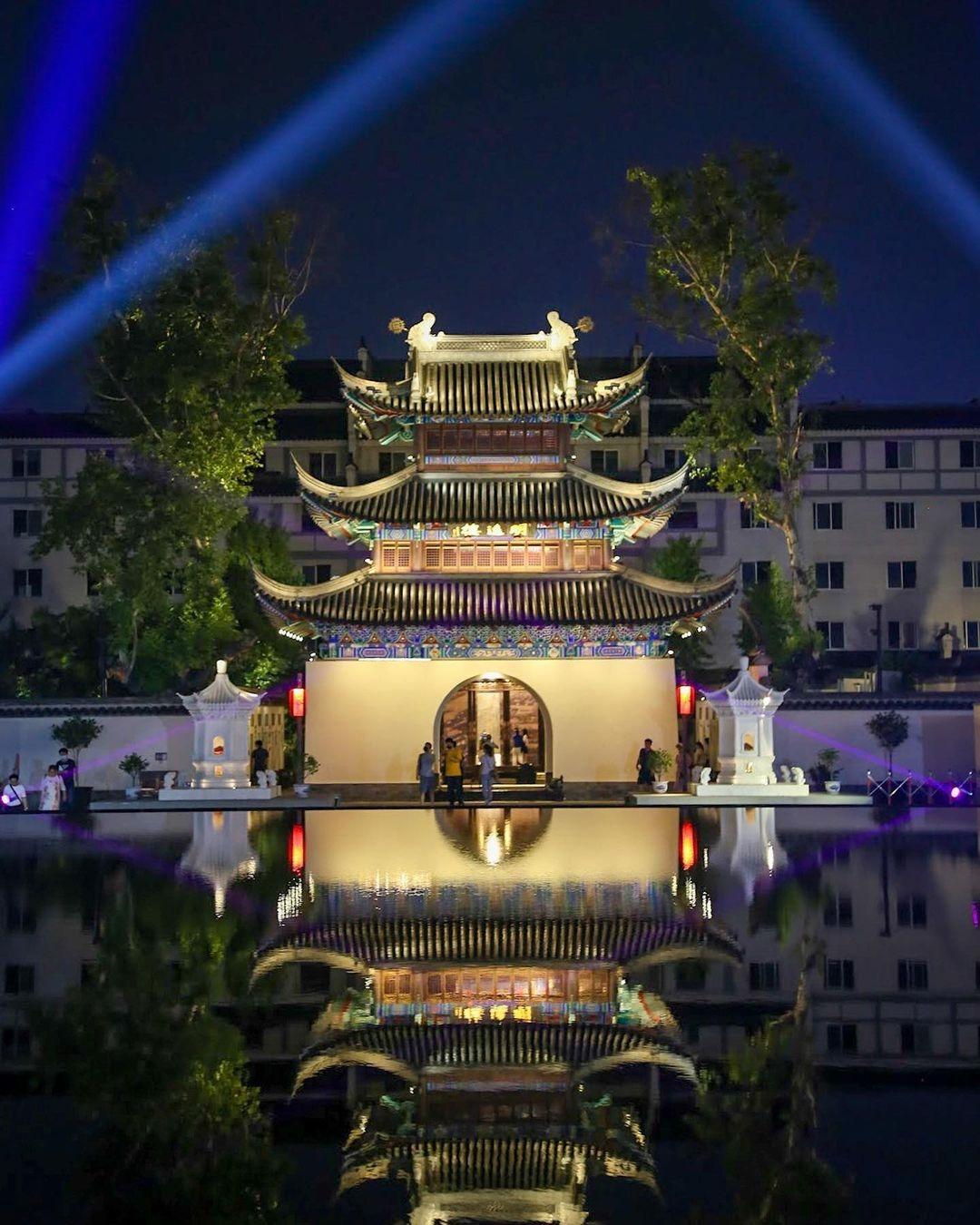 當代中國-中國旅遊-中國文化-江蘇-南京-夫子廟-江南貢院-內地高考-科舉-1