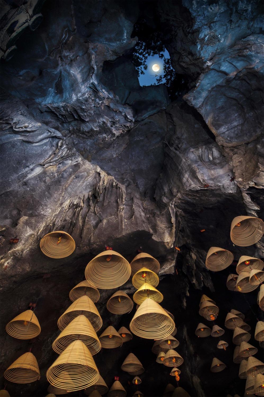 代中國-中國旅遊-中國文化-廣東-肇慶-出米洞-太極洞-2