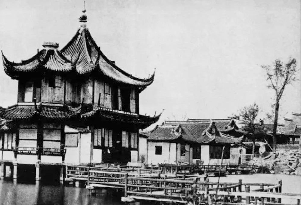 當代中國-中國旅遊-中國文化-上海-豫園-1