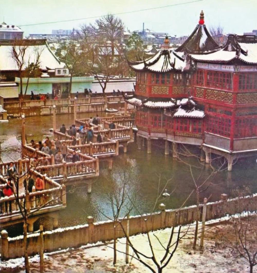 當代中國-中國旅遊-中國文化-上海-豫園-2