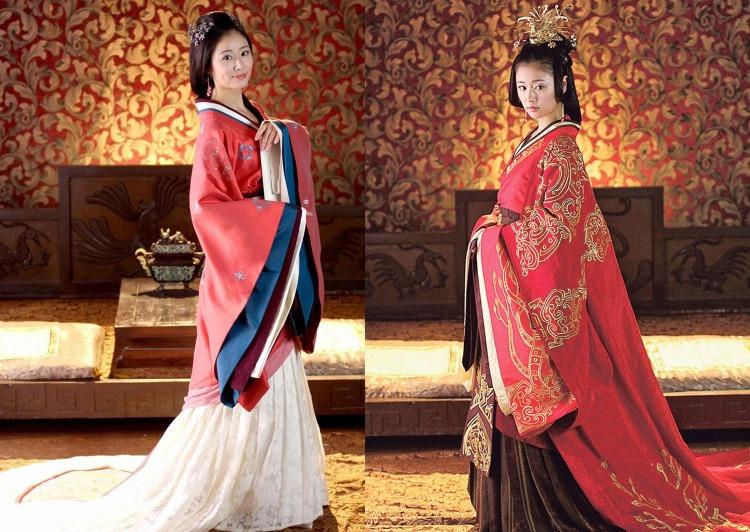 當代中國-中國旅遊-中國文化-漢服-A-林心如-美人心計