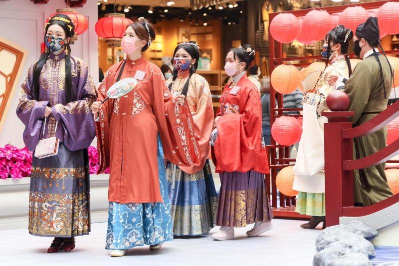 當代中國-中國旅遊-中國文化-漢服-C-漢服香港-1
