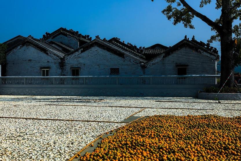 當代中國-中國旅遊-中國文化-梁啟超-故居-新會-茶坑村-4