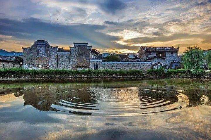 當代中國-中國旅遊-中國文化-江西-流坑村-1