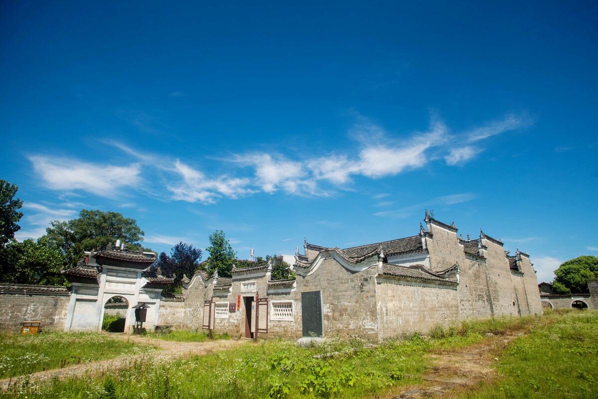 當代中國-中國旅遊-中國文化-江西-流坑村-2