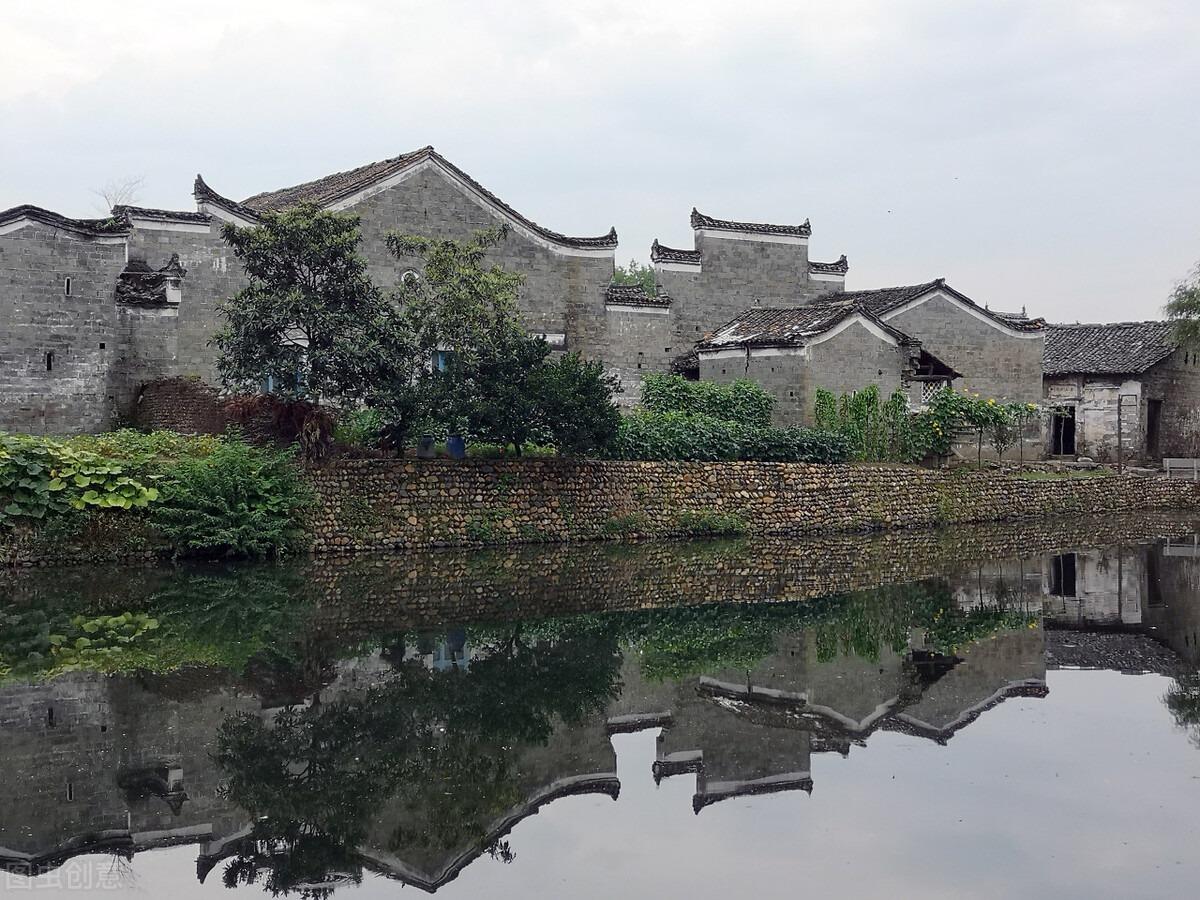 當代中國-中國旅遊-中國文化-江西-流坑村-3
