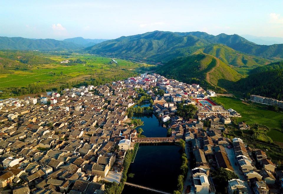 當代中國-中國旅遊-中國文化-江西-流坑村-4