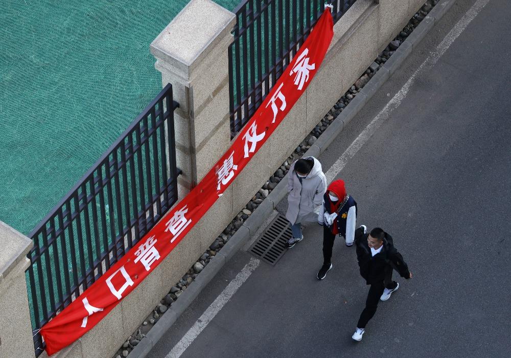 當代中國-社會民生-人口普查4