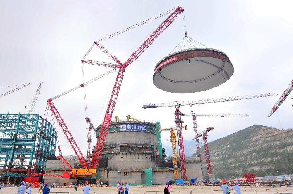 社會民生-台山核電廠2