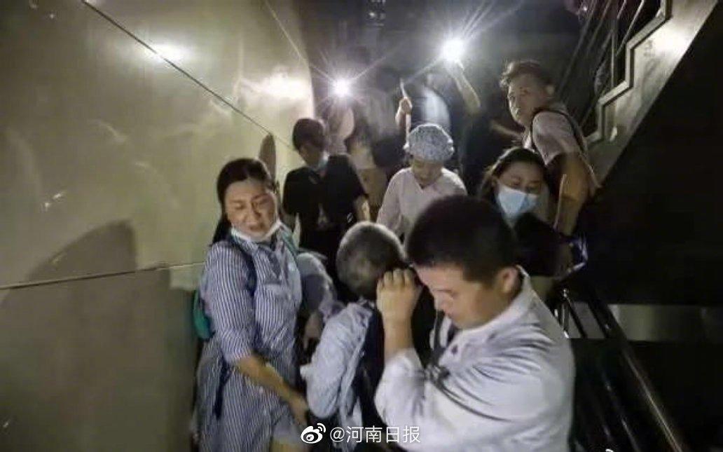 社會民生-河南雨災6