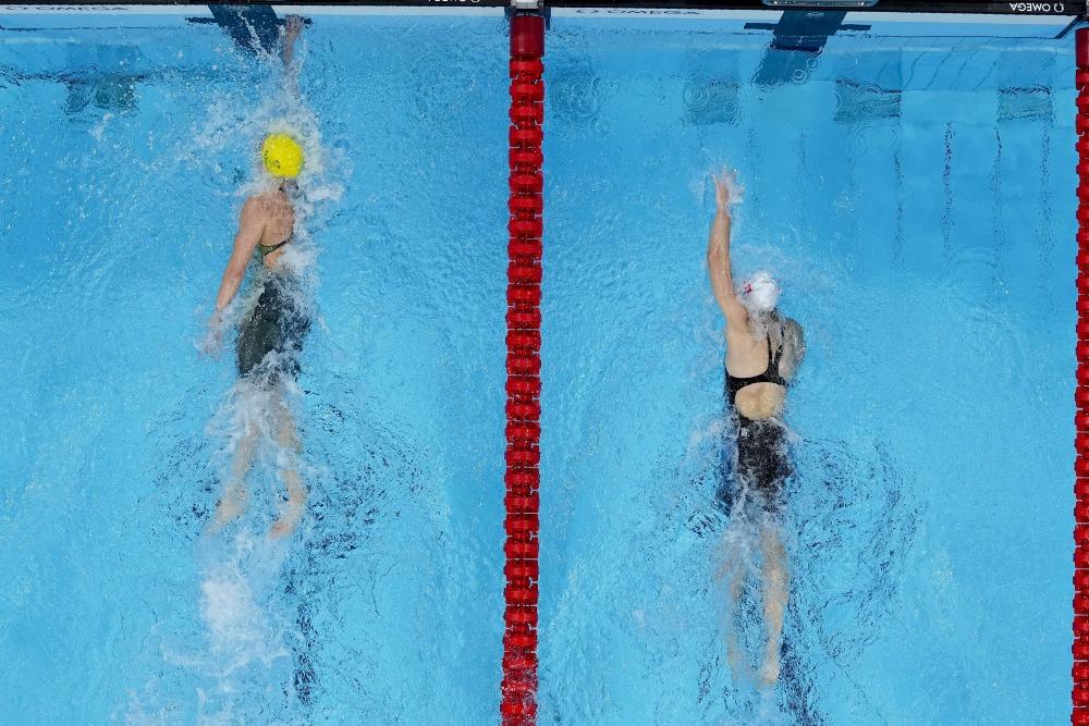 何詩蓓200米自由泳奪銀01