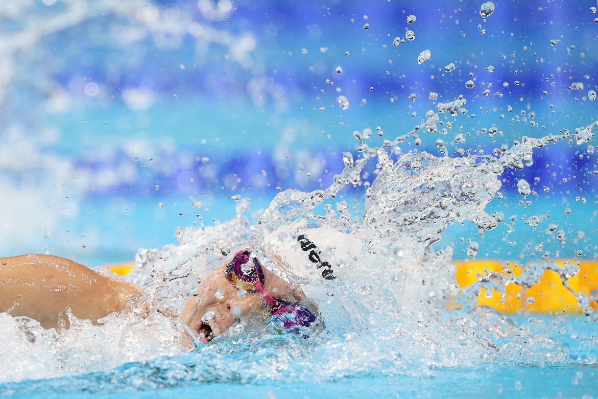 何詩蓓200米自由泳奪銀04
