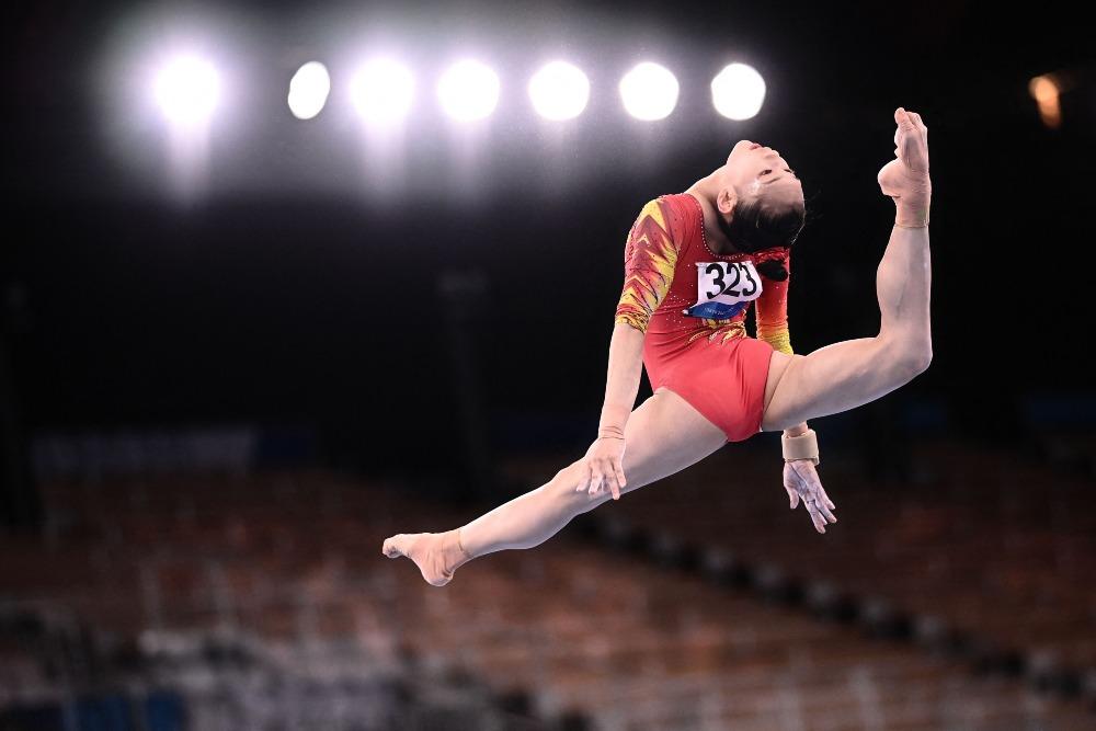 東京奧運-女子團體01