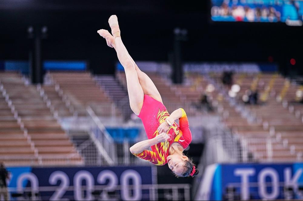 東京奧運-女子團體02