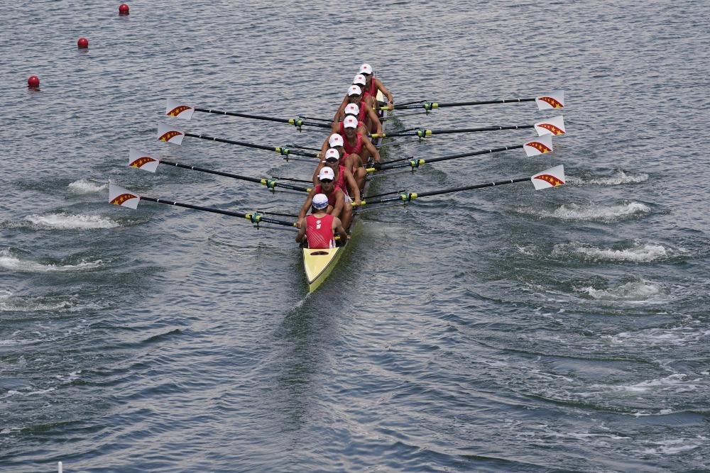 東京奧運-女子8人賽艇