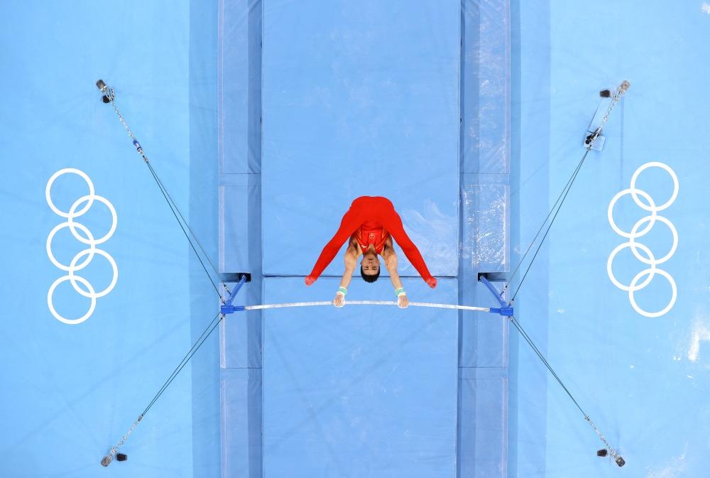 東京奧運-男子團體-林超攀