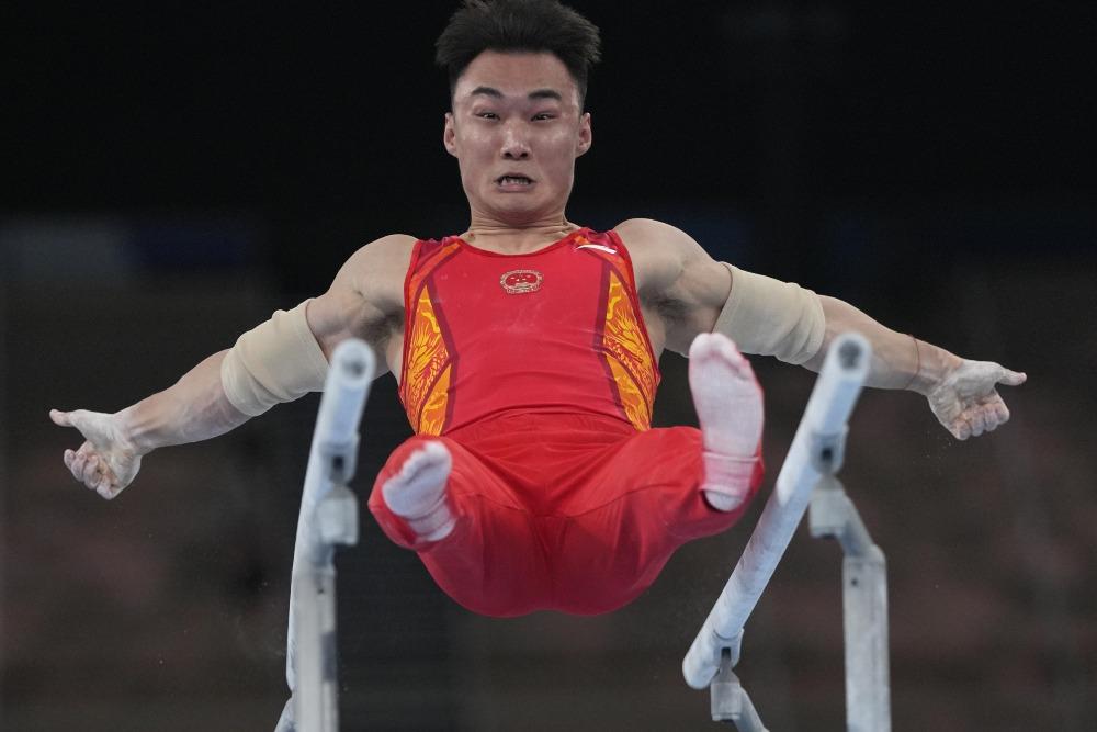 東京奧運-男子體操-孫煒