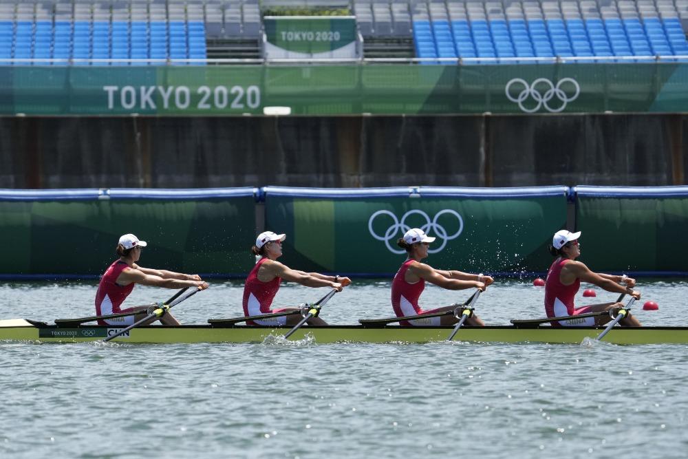 賽艇女子四人雙槳