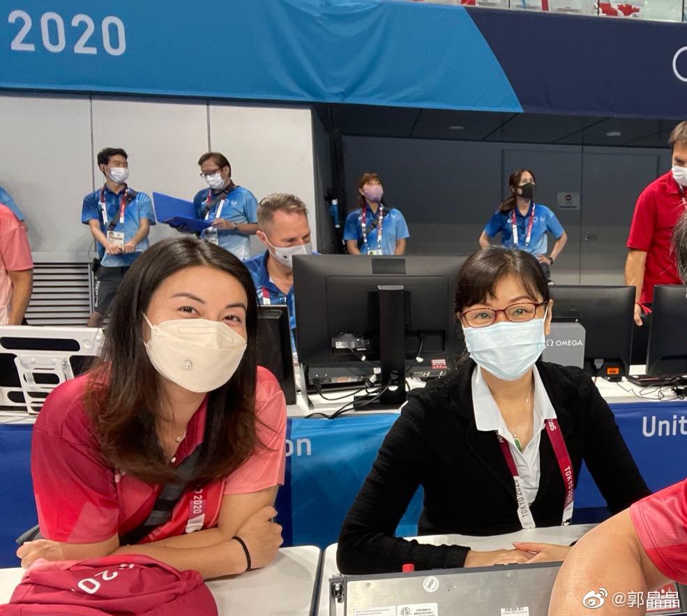 東京奧運-中國面孔1