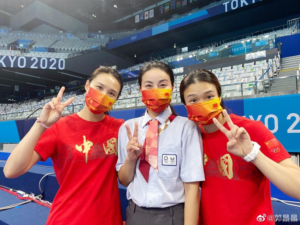 東京奧運-中國面孔2