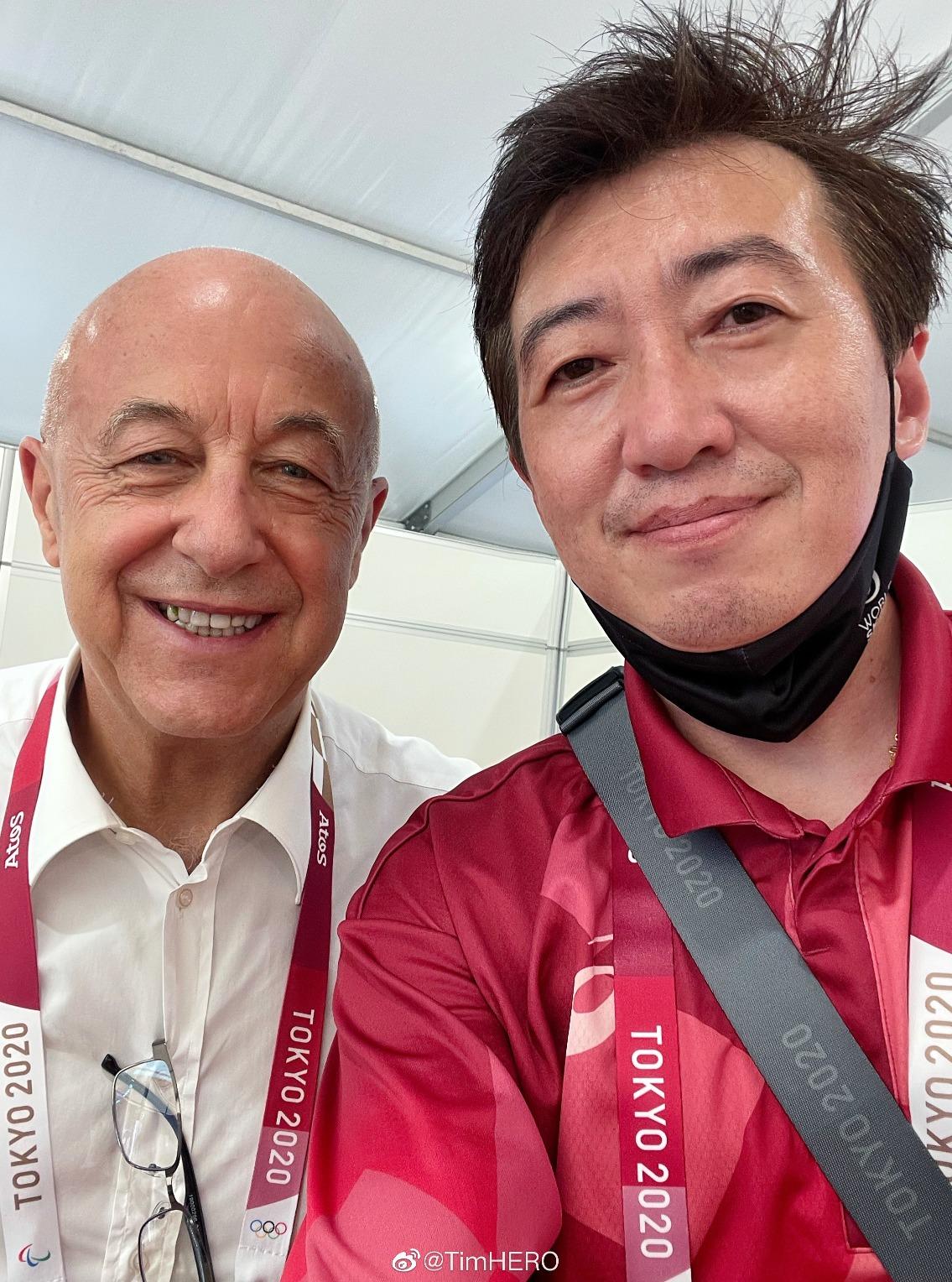 東京奧運-中國面孔6