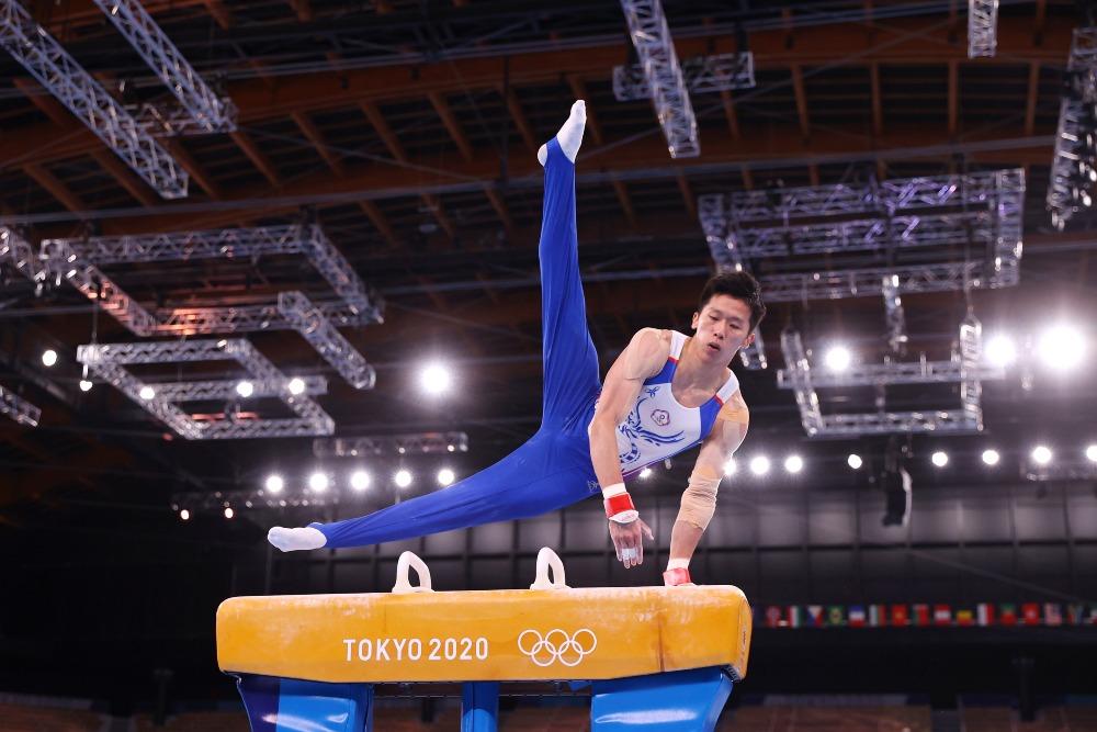 東京奧運-創下第一-李智凱