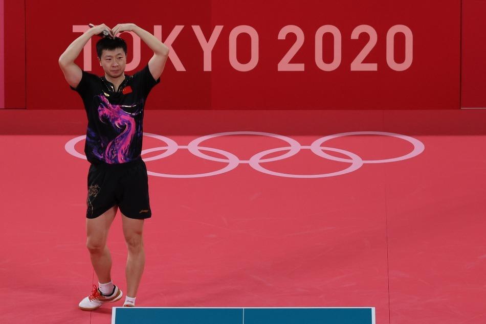 東京奧運-創下第一-馬龍2