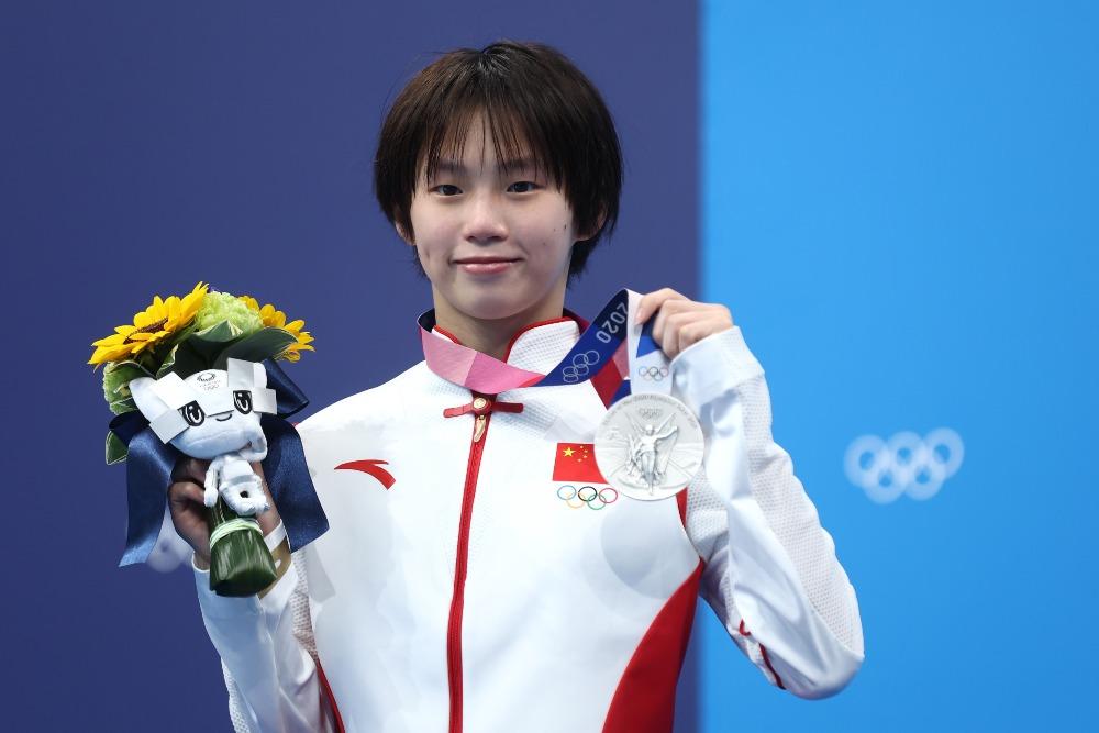 東京奧運-女子10米跳水-陳芋汐