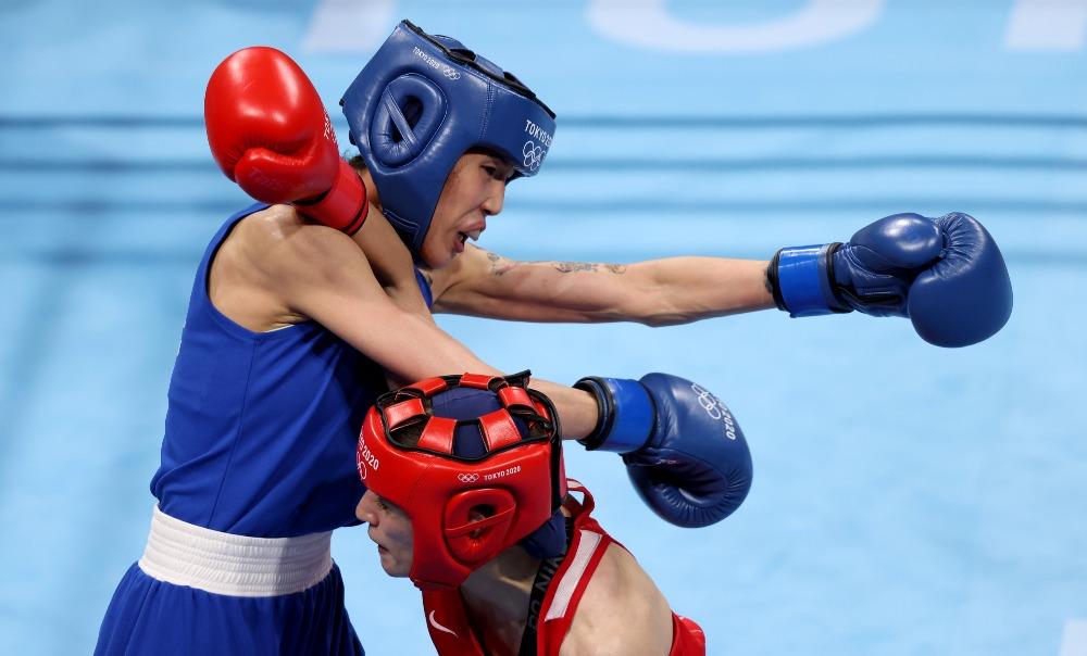 體育運動-台北拳擊