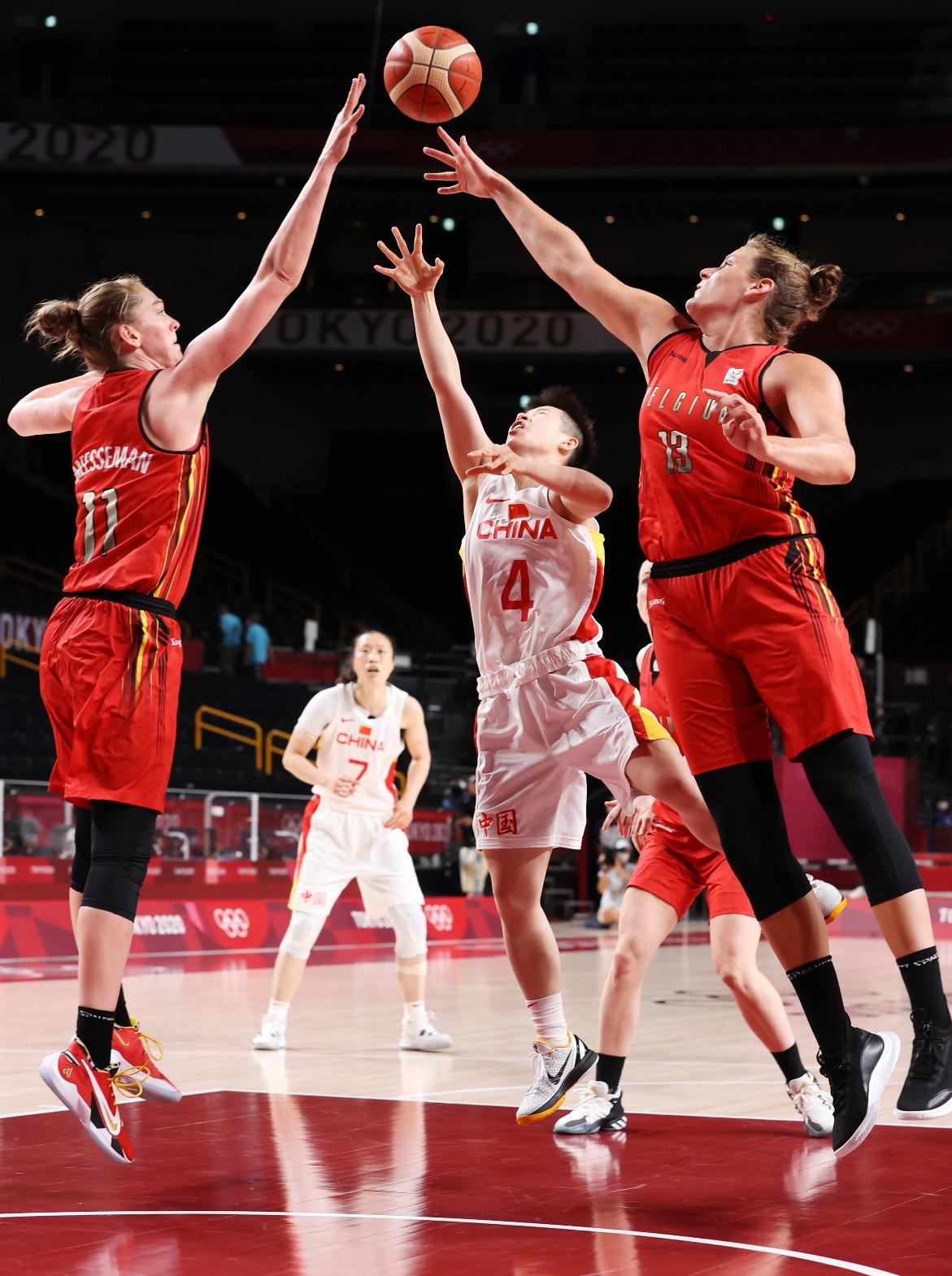 體育運動-女排女籃綜合3