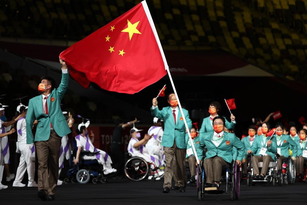 體育運動-殘奧開幕3