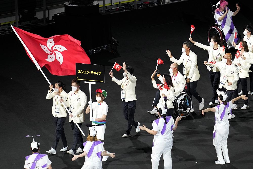 體育運動-殘奧開幕4