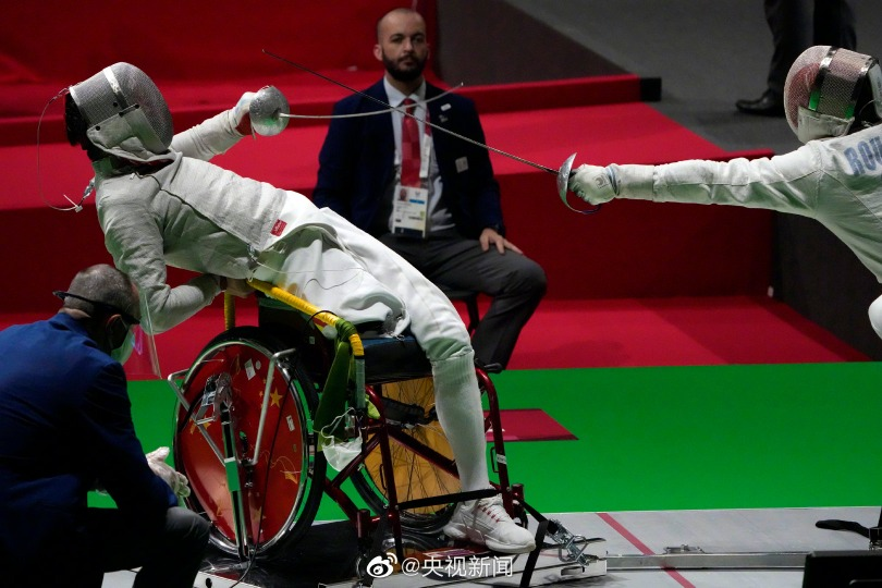 體育運動-殘奧開幕8