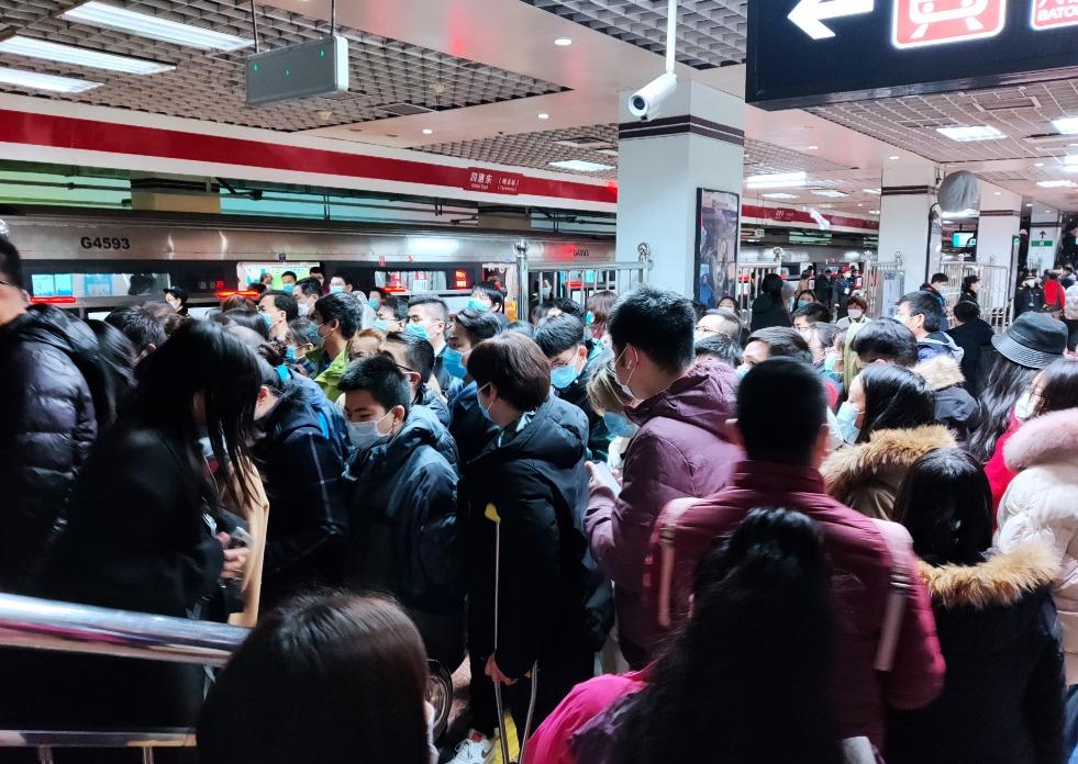 當代中國-內地通勤時間最長-北京