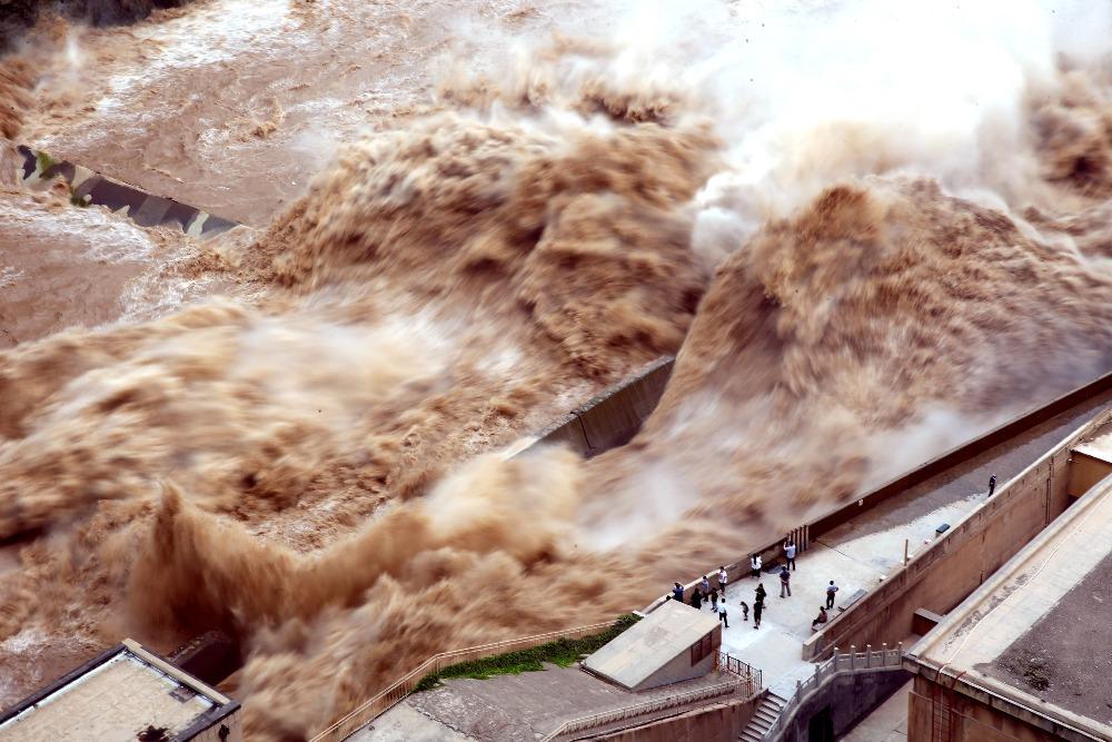當代中國-中國水壩數量