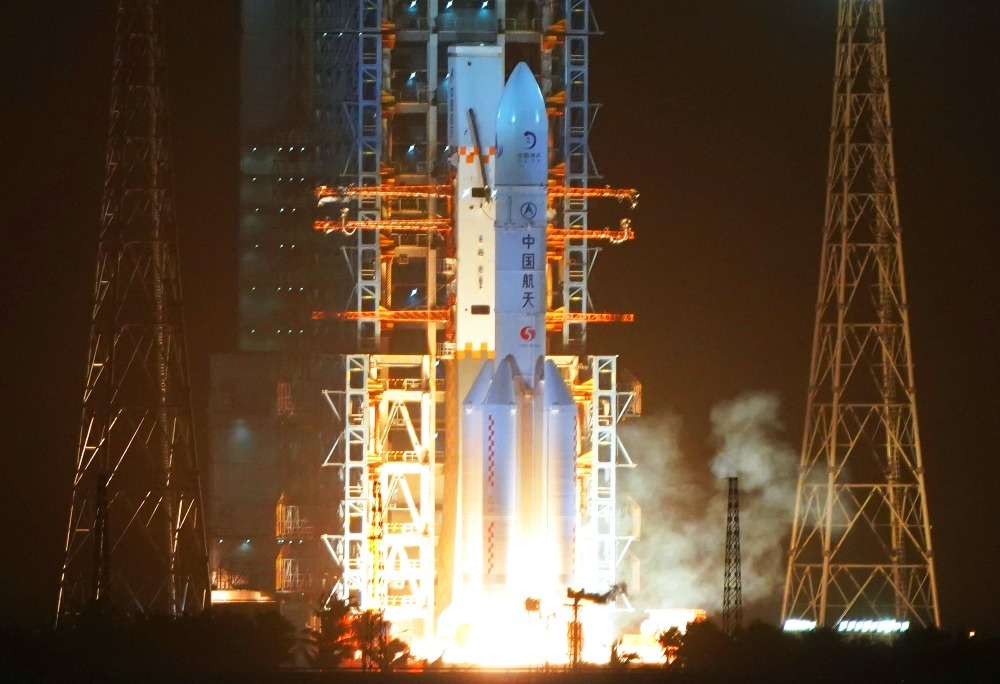 當代中國-焦點中國-今日熱話-嫦娥五號01