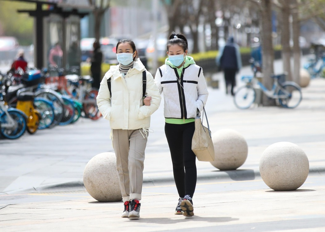 當代中國-中國新聞-寒潮預警