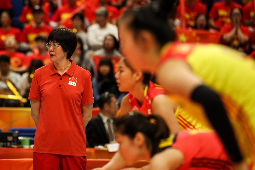 當代中國-焦點中國-今日熱話-中國女排01
