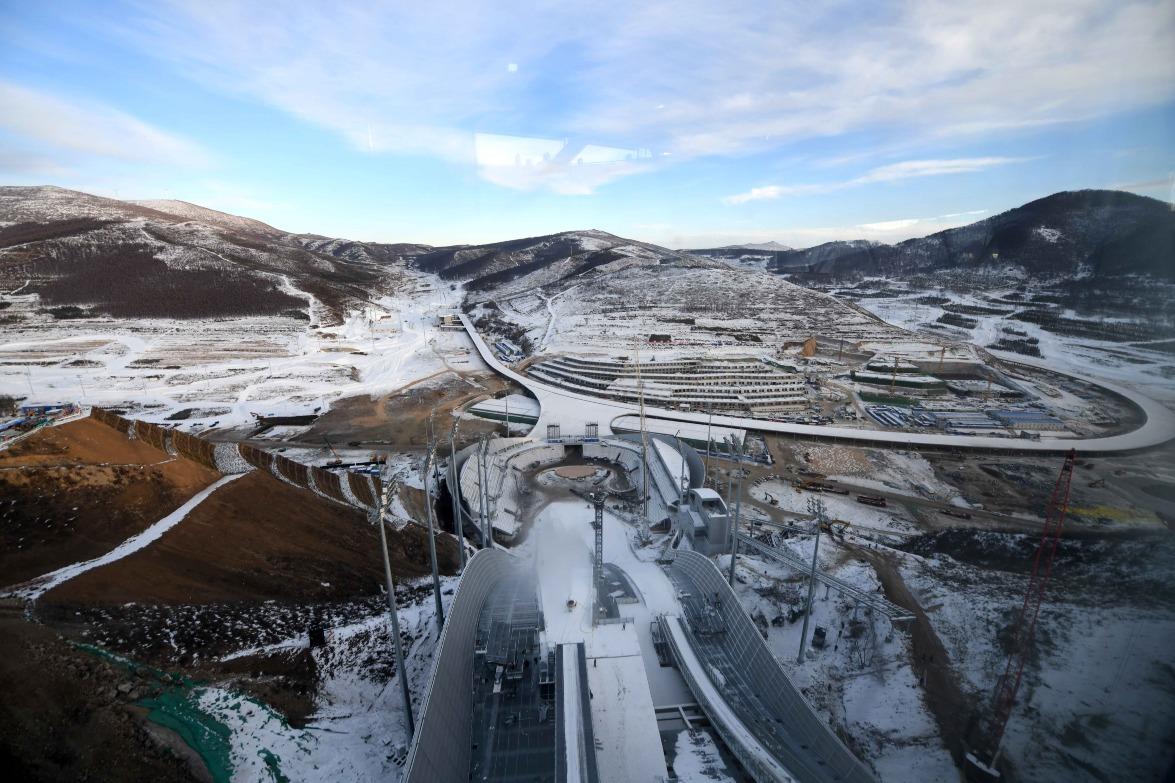 當代中國-中國新聞-北京冬奧會