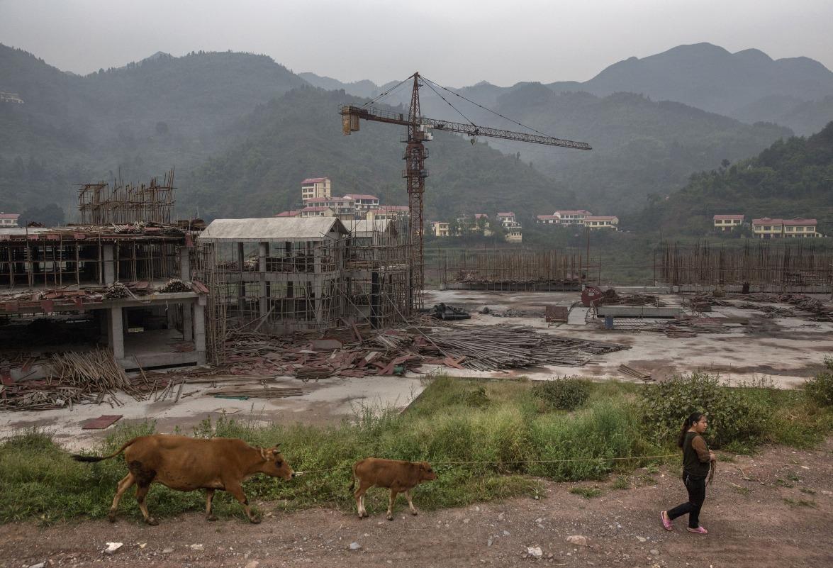 當代中國-中國經濟-城鎮化