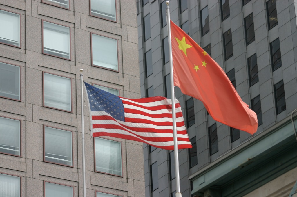 當代中國-中國新聞-中美元首