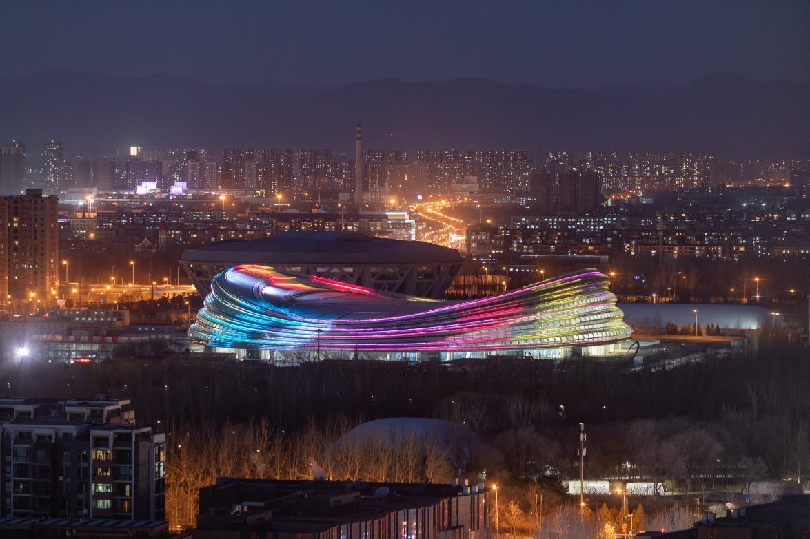 當代中國-中國新聞-冬奧會2