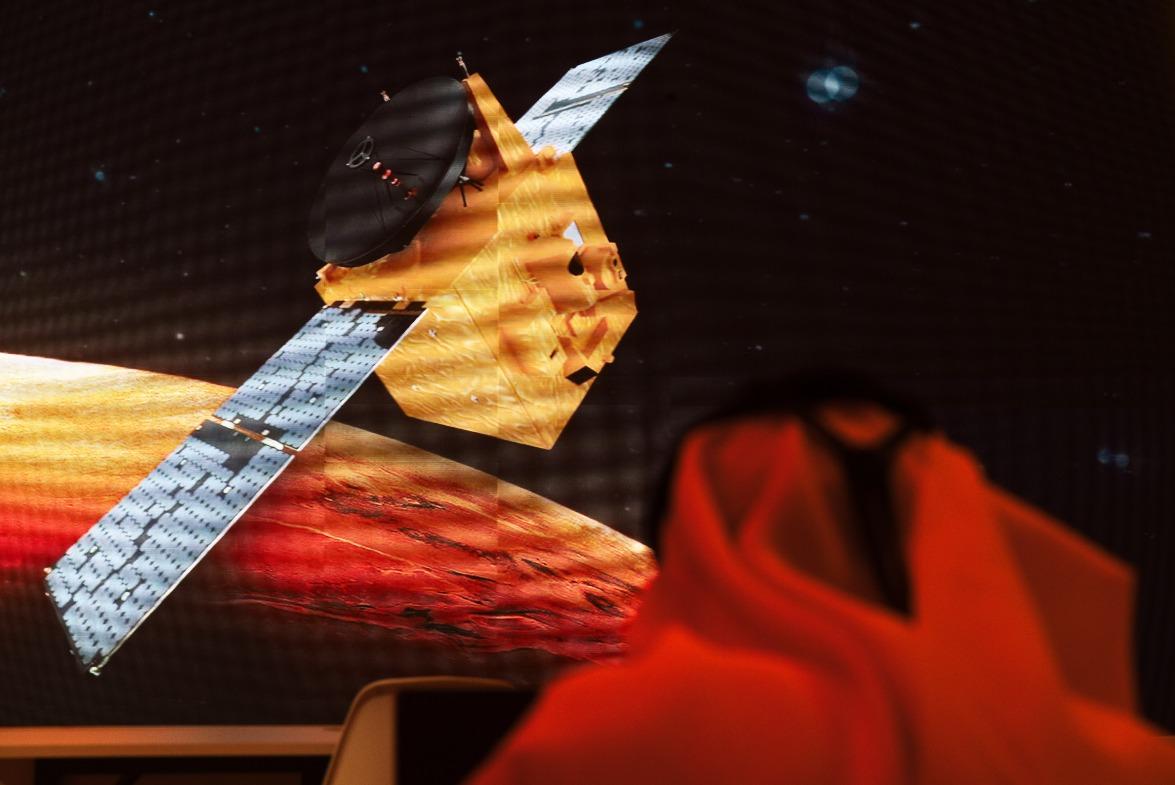 當代中國-中國新聞-天問火星捕獲2