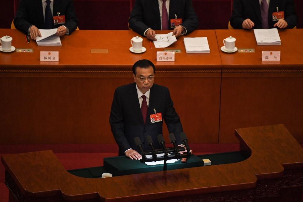 當代中國-中國新聞-人大開幕1